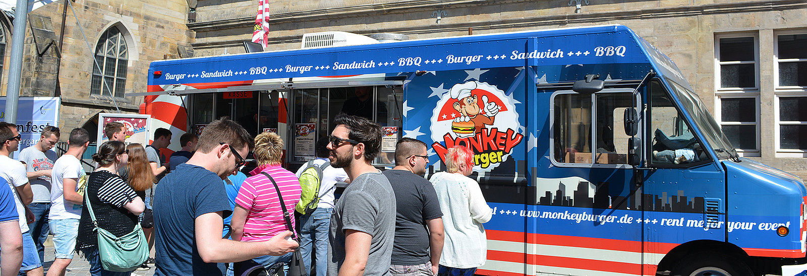 Street Food in Hameln