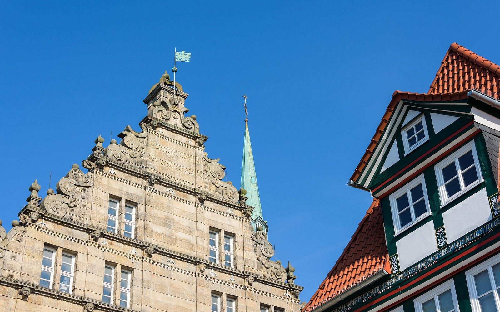 Startseite Stadtportal Der Rattenfängerstadt Hameln