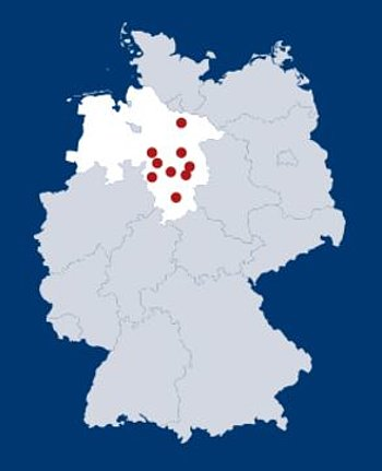 Nine Cities in Lower Saxony Stadtportal der Rattenfngerstadt Hameln